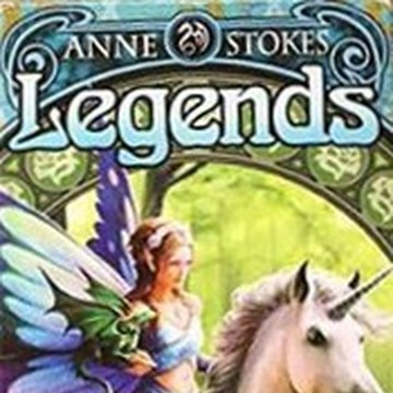 Bicycle - Karty Anne Stokes Legends Tarot