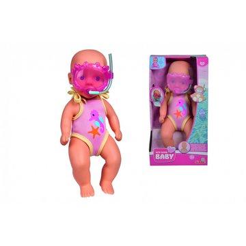 Simba - Lalka Bobas do kąpieli New Born Baby 30 cm