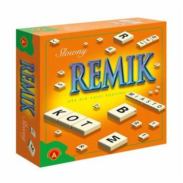 Alexander - Gra Remik Słowny De Luxe