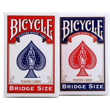 Bicycle - Karty Bridge Size Standardowy indeks