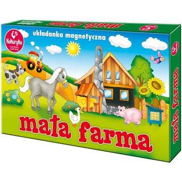 Promatek - Mała Farma, Układanka magnetyczna