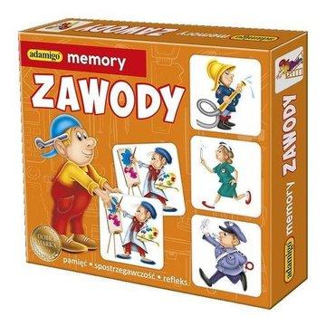 Adamigo - Gra Memory Zawody