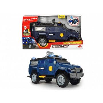Dickie - Pojazd A.S. SWAT Jednostka specjalna