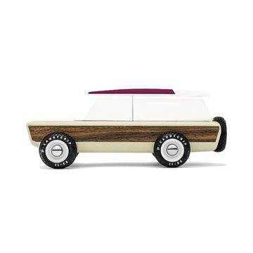 Candylab Samochód Drewniany Pioneer Yucata