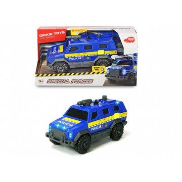 Dickie - Pojazd Służby Specjalne SOS_N , 18 cm