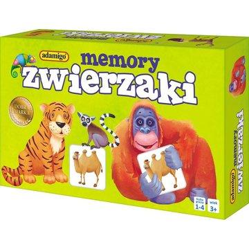 Adamigo - Memory Mini - Zwierzaki
