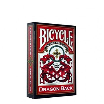 Bicycle - Karty Red Dragon