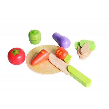 iWood - Drewniane warzywa do krojenia