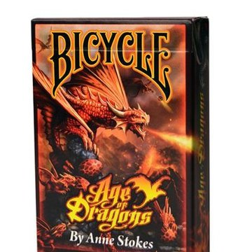 Bicycle - Karty Anne Stokes Age of Dragons