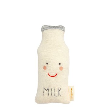 Meri Meri - Grzechotka Mleko w butelce