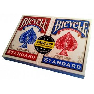 Bicycle - Karty 2-Pack Standard Index