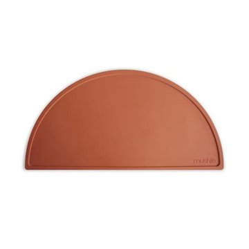 Mushie - Podkładka silikonowa na stół Clay mushie