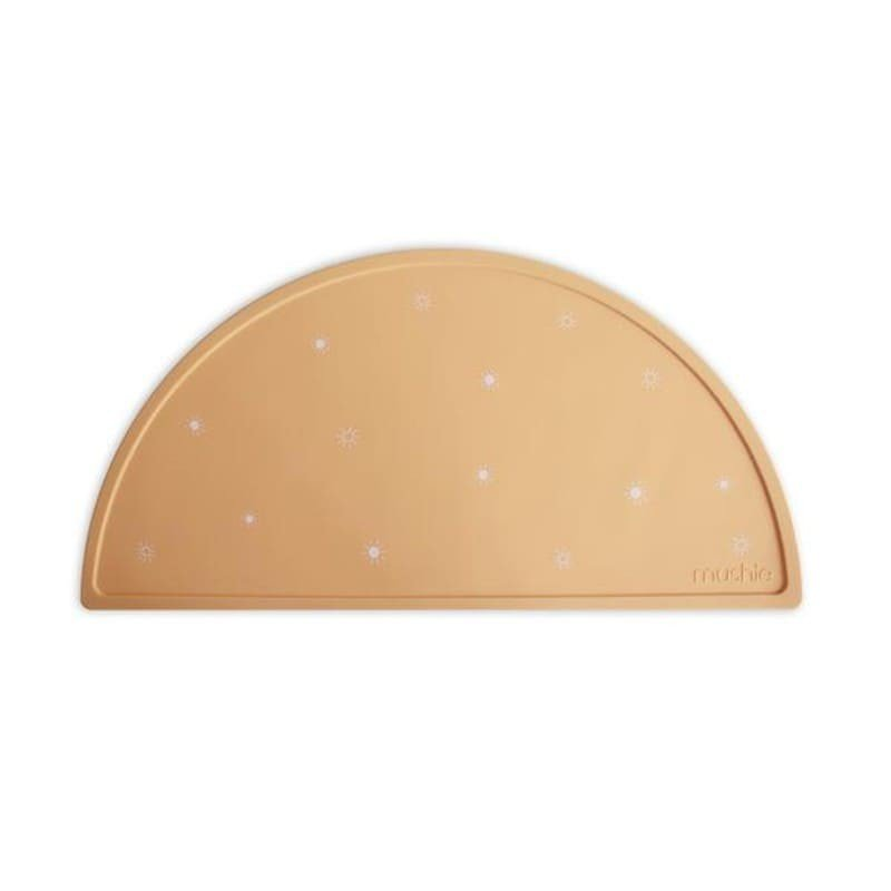 Mushie - Podkładka silikonowa na stół Sun mushie