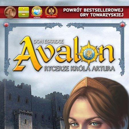 Portal Games - Gra Avalon Rycerze Króla Artura