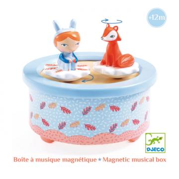 Djeco - Pozytywka FOX MELODY DJ06060