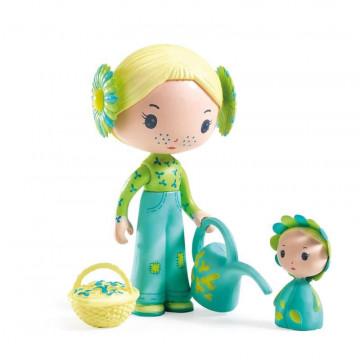 Djeco - Figurki FLORA &...