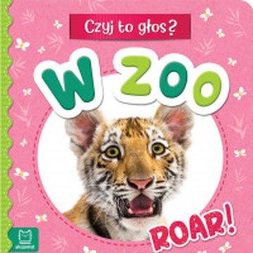Aksjomat - Czyj to głos? W zoo. Roar!