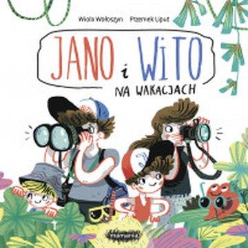 Mamania - Jano i Wito. Na wakacjach