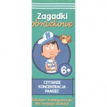 Edgard - Kapitan Nauka Zagadki obrazkowe. Czytanie...