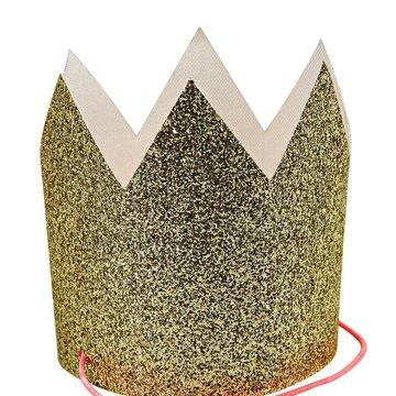Meri Meri - Mini Korony złote