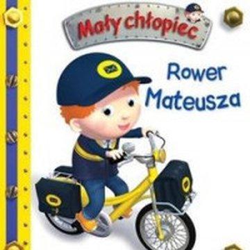 Olesiejuk Sp. z o.o. - Mały chłopiec. Rower Mateusza