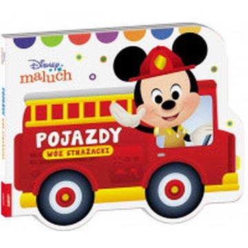 Ameet - Disney Maluch. Pojazdy. Wóz strażacki