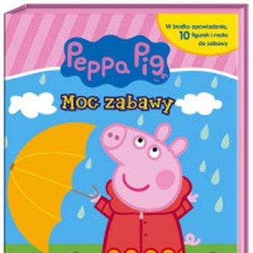 Media Service Zawada - Peppa Pig. Moc zabawy. Peppa wśród przyjaciół.