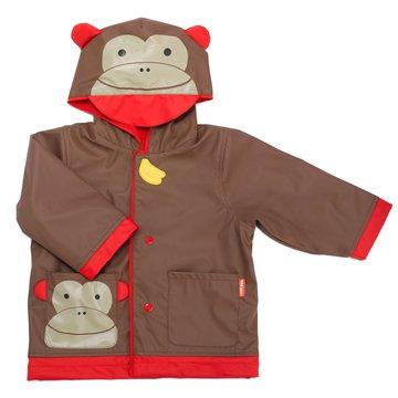 Skip Hop - Płaszcz przeciwdeszczowy Zoo Małpa L 5-6