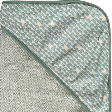 Ręcznik kąpielowy z kapturem LUMA Bow Deco