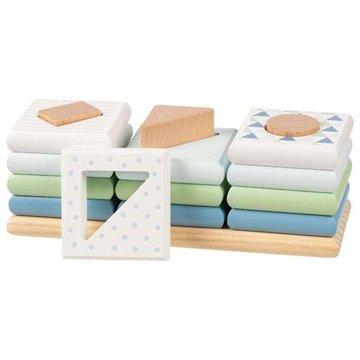 Goki® - Sortowanie kształtów i kolorów, Lifestyle Aqua Goki
