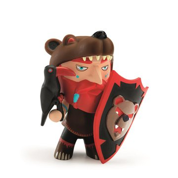 Djeco - Figurka wojownika GORAN DJ06729