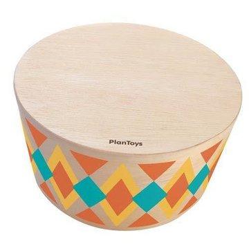 Drewniany bęben rytmiczny | Plan Toys®