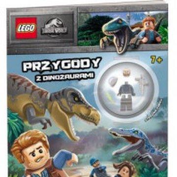 Ameet - LEGO Jurassic World. Przygody z dinozaurami