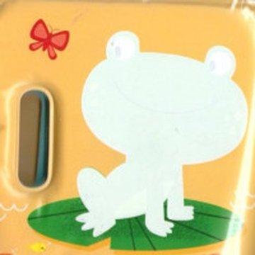 Yoyo Books - Magiczna książeczka kąpielowa z piszczałką-żabka