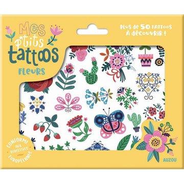 Auzou Tatuaże Kwiaty 82870