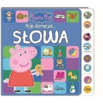 Media Service Zawada - Peppa Pig. Moje pierwsze słowa.