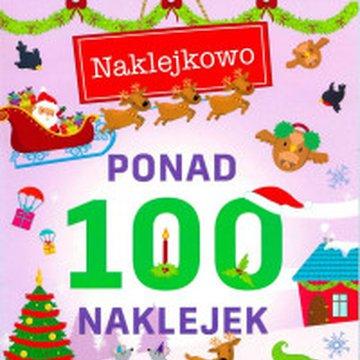 Foksal - Ponad 100 naklejek. Magiczne święta