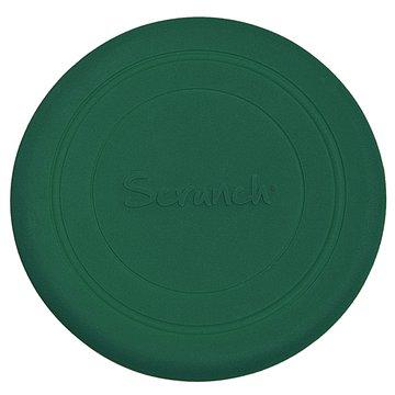 Funkit world - Silikonowy dysk Scrunch - Ciemny Zielony