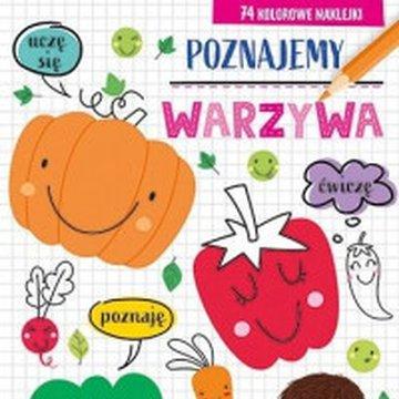 Books And Fun - Poznajemy warzywa