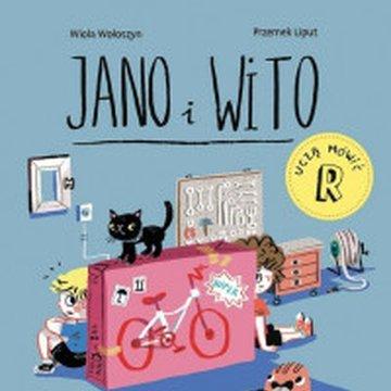 Mamania - Jano i Wito uczą mówić. Różowy rower
