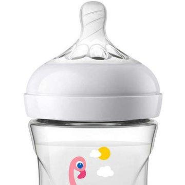 Avent - Butelka dla niemowląt Natural 260ml Flaming