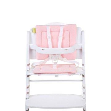 CHILDHOME - Ochraniacz do krzesełka Lambda Frotte Pastel Pink