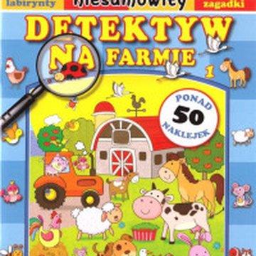 AGNESA - Wielkie poszukiwania! Detektyw na farmie