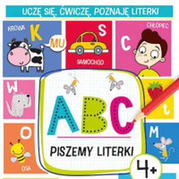Books And Fun - ABC. Piszemy literki
