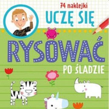 Junior.pl - Uczę się rysować po śladzie
