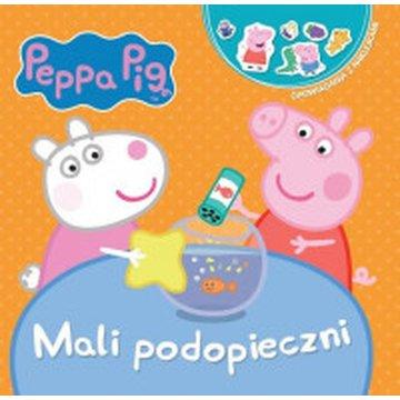 Media Service Zawada - Peppa Pig. Opowiadania z naklejkami
