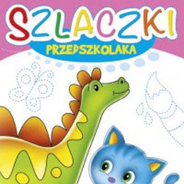 Książeczka Szlaczki przedszkolaka 209 p20 KRZESIEK cena za 1 sztukę Krzesiek