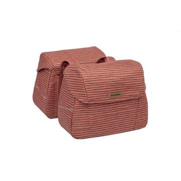 New Looxs - Nomi Joli Double torba rowerowa Red