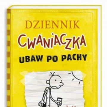 Nasza Księgarnia - Dziennik cwaiaczka. Ubaw po pachy