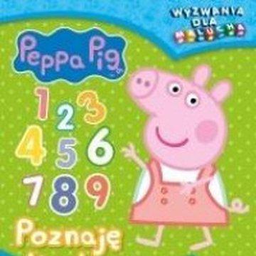Media Service Zawada - Peppa pig. wyzwania dla malucha